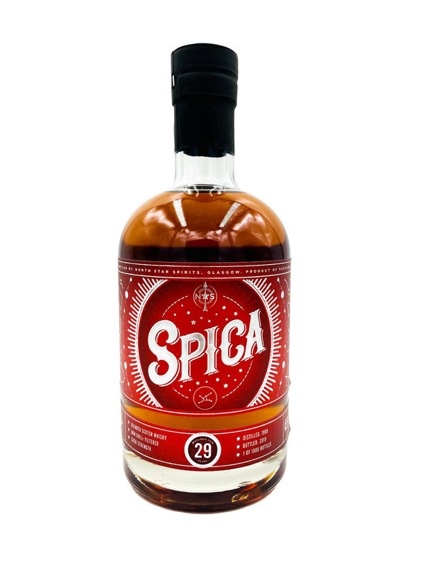 Spica 1989/2019 29 Jahre North Star Spirits (NSS) - Limited Edition No. 2