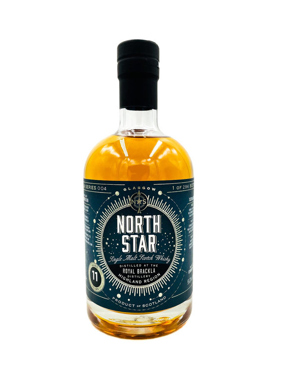Royal Brackla 2006/2017 11 Jahre - Bourbon Hogshead - North Star Spirits (NSS)