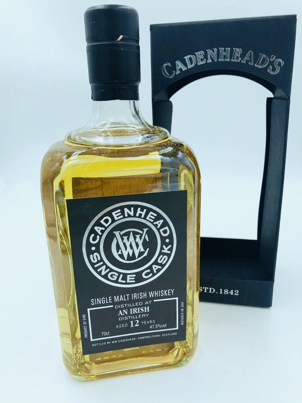 An Irish Distillery 2006/2018 - Bourbon Hogshead - Cadenhead (CA)