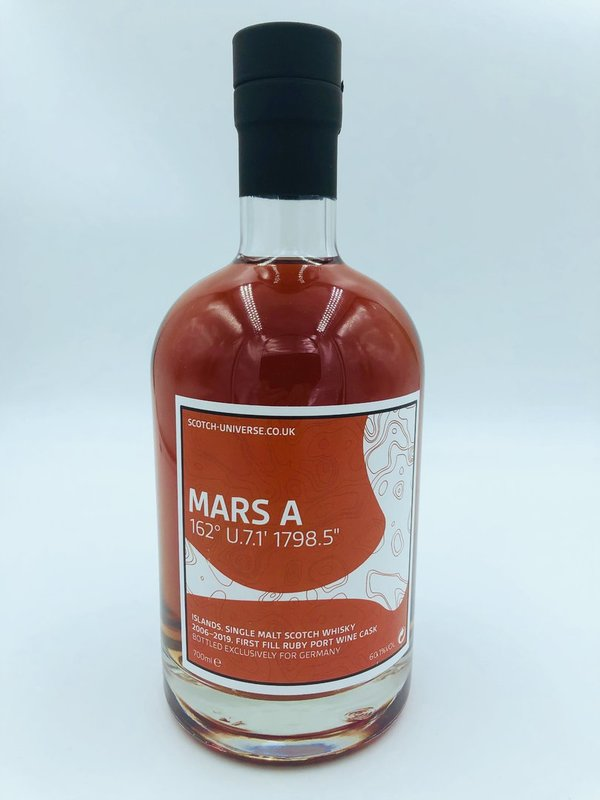 Mars A - 2006/2019 - First Fill Ruby Port Wine Cask - Scotch Universe