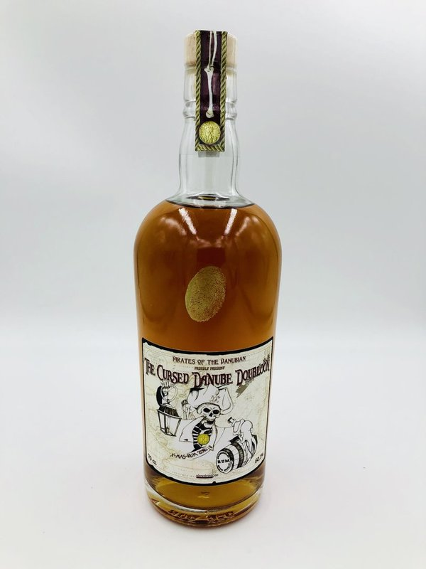 The Cursed Danube Doubloon Panama Rum (Slowdrink Weihnachtsrum 2018)