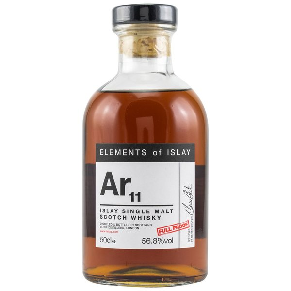Ardbeg Ar11 Elements of Islay - 1st Fill PX Butt -