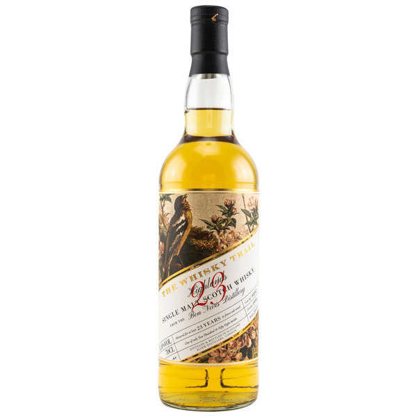 Ben Nevis 1996/2019 Ex-Hogshead Cask 892 - The Whisky Trail Birds Series -