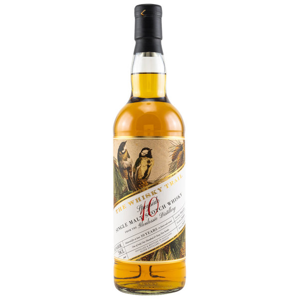 Glenlossie 2009/2019 Ex-Hogshead Cask 6413 - The Whisky Trail Birds Series -