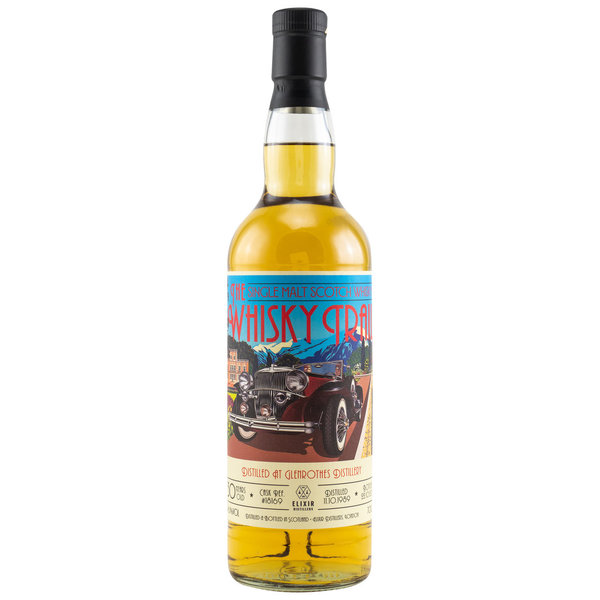 Glenrothes 1989/2019 Oak Wood Cask 18169 - The Whisky Trail Cars Series -