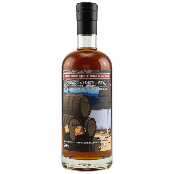 Caroni - Traditional Column Rum 23 y.o. - Batch 3 (That Boutique-y Rum Company) Kirsch Exclusive