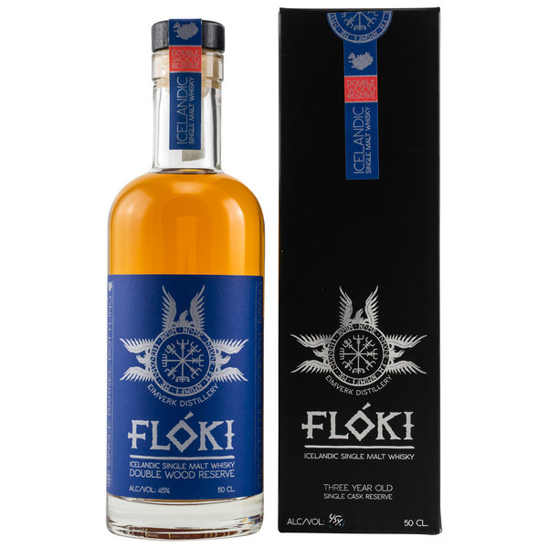 Flóki - Floki Double Wood Reserve - Icelandic Single Malt Whisky