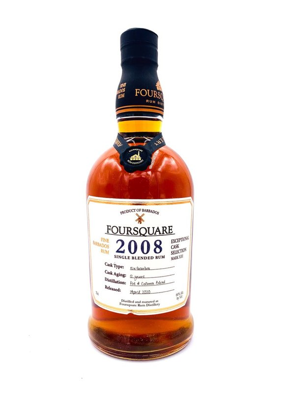Foursquare 2008 / 2020 ECS Mark XIII - 13. Exceptional Cask Series