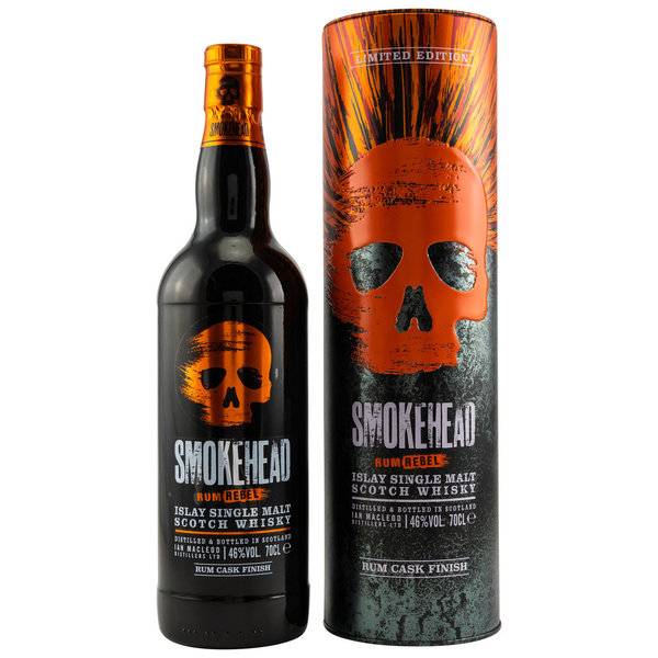 Smokehead Rum Rebel - Limited Edition