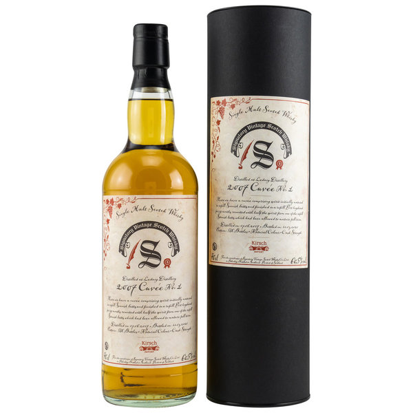 Ledaig 2007/2020 - Signatory Vintage - Cask Strength - Cuvee #1 - Ref. Spanish Butts + Ref. Port HHD