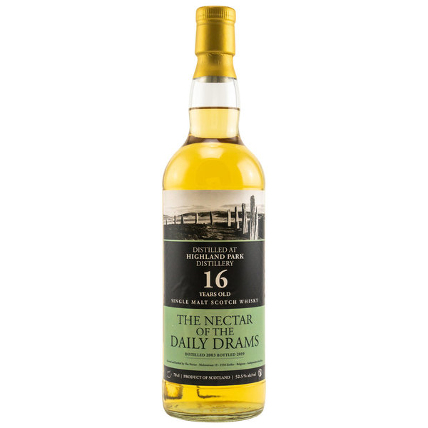 Highland Park 2004/2020 - 16 y.o. - The Nectar of the Daily Drams