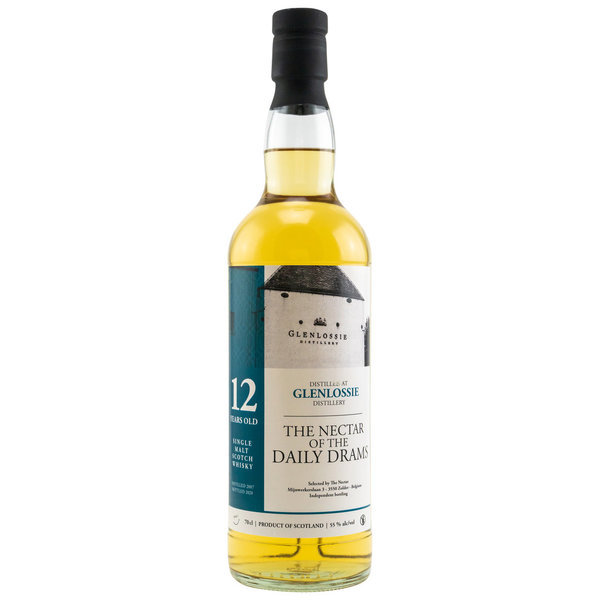 Glenlossie 2007/2020 - 12 y.o. - The Nectar of the Daily Drams