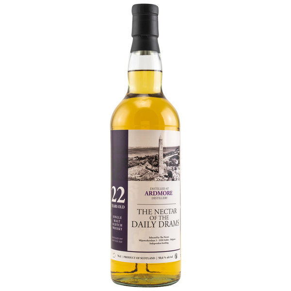 Ardmore 1997/2020 - 22 y.o. - The Nectar of the Daily Drams